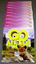 GO Math!: Student Edition Grade 1 2015 Chapter 11 (9 Quantity)