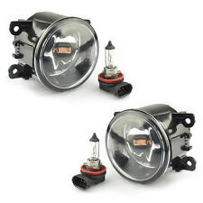 2 x Fog Lights Front Driving Lamps for Ford Focus 2007-2013 Fog Lamp PAIR