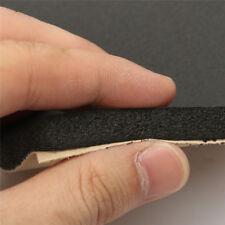 1X1M Schalldämmung Audio Isoliermaterial selbstklebend Dämmschaum Auto Kfz 10MM