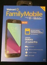 Walmart Family Mobile Samsung Galaxy J3 Luna Pro Prepaid 16 GB Phone
