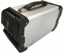 240 volt portable S650 battery pack Solar Generator 360Wh - 3 year Warranty