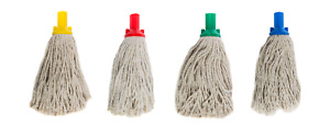 Socket Mop Heads | PY Yarn 200g | Push Fit | Professional Cleaning Quality