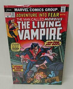 Morbius The Living Vampire Omnibus DM Variant Hardcover HC New Sealed