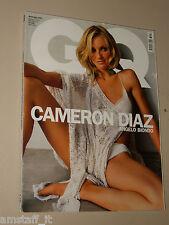 CAMERON DIAZ COVER MAGAZINE=ELENA ANAYA=FRANCESCA PICCININI=REHA DURHAM=GQ=