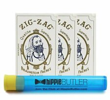 Zig Zag White Single Wide Rolling Papers (3 Packs)