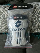 New In Package Lotto Size Large Activa Soccer Shin Guards Sports Protective Gear