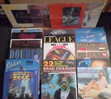 Rock & Pop LP Sammlung 47 versch. only new Records, US-Releases from ca. 1975-90