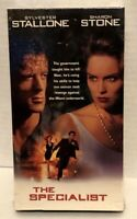 Sylvester Stallone Sharon Stone The Specialist VHS 1994 New Sealed Condition