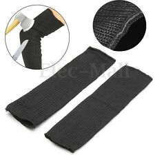 2x Elbow Knee Support Brace Anti-cut Arm Protector Bodyguard Armor Gear Guard
