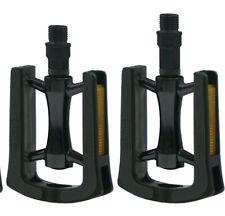 """SQlab Pedal 521 mit längerer Achse +8mm oder +15mm 9/16"""" schwarz 265 gramm neu"""