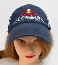 2005 Red Bull Racing Formula One F1 Team Cap Hat Blue Red White Indianapolis GP