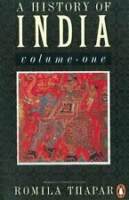 A History of India: Volume 1 (Penguin History) [Paperback]