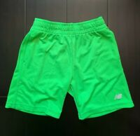 New Balance NB Boys Kids BS12518 Mesh Shorts Size XXS 5 Neon Green NWT $18