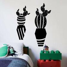 Desert Potted Plant Cactus Home Room Wall Sticker Vinyl Art Decal Decor Kids