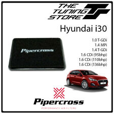 Pipercross PP2004 Panel Air Filters for Hyundai i30 1.4, 1.6, Elantra III Models