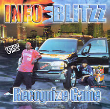 New: Info Blitzz: Recognize Game  Audio CD