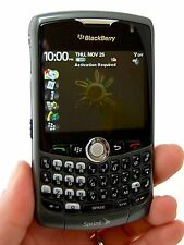 blackberry rim cell phones smartphones ebay rh ebay com Sprint New Blackberrys Phones Old Sprint Flip Phones