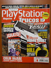Guías V-Rally 2,Silent Hill,Driver,Omega Boost,Colin McRae Rally,F1 97 PS1 DC PC