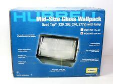 Hubbell Wallpack Outdoor LIghting WGH150S 150 Watt High Pressure Sodium HPS