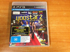 Sony Playstation 3 PS3 Game - Yoostar 2 In The Movies