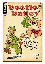 Beetle Bailey #62 (King) VG4.8