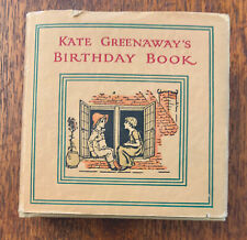 Kate Greenaway's Birthday Book, Dust Jacket