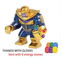 Marvel Super Heroes Avengers Endgame / Infinity War LEGO - THANOS