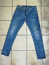 Jeans DONDUP STYLE GEORG SFILACCIATO SLIM UOMO