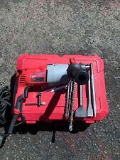 "Milwaukee Rotary Hammer Drill 1/2"", corded, 6 bits"