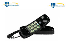 AT&T 210 Trimline Corded Phone Black 1 Handset - FREE SHIPPING!!
