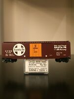 Kadee Micro Trains MTL 32050 (32076) Santa Fe SFRB 6169 50' Box Car