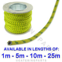 SIAF EARTH 1.5mm HEAT RESISTANT WIRING / HIGH TEMPERATURE EQUIPMENT WIRE CABLE
