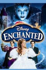 Enchanted DVD 2007 Walt Disney Princess Movie Classic Amy Adams