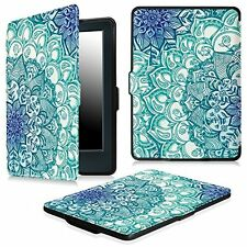 """For Amazon All-New Kindle 8th Gen E-reader 6"""" SmartShell Case Cover Wake / Sleep"""
