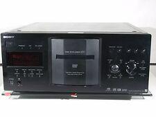 Sony DVP-CX777ES DVD Player  400 Disc Changer