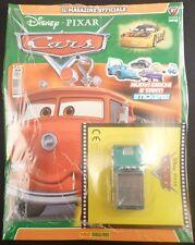 Disney Pixar CARS magazine maggio 2016 #97 TJ sealed 3D model Panini