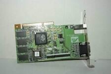 SCHEDA VIDEO AGP ATI 109-49800-11 RGPRO 49801 VGA USATA BUONO STATO MP1