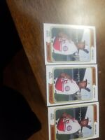 (3) 2020 Topps Archives Victor Roble Nationals