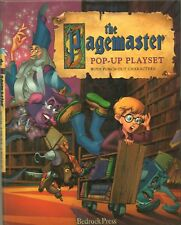 THE PAGEMASTER By JON Z HABER Bedrock Press HC 1994 1994 1st