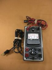 Vintage Superior Instruments Electronic Utility Tester Model Ut-50