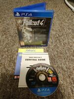Fallout 4 - Sony Playstation PS4 Game - Private Seller - FAST & FREE P&P!