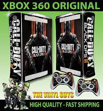 XBOX 360 COD BLACK OPS III CALL OF DUTY BO 3 SKIN X 2 CONTROLLER PAD SKINS