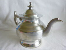 Woodbury Pewterers Tea Pot Henry Ford Museum Greenfield Village Dearborn MI