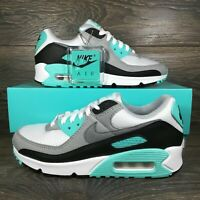 Nike	Air Max 90 'Recraft Turquoise' Sneakers (CD0490-104) Women's 7