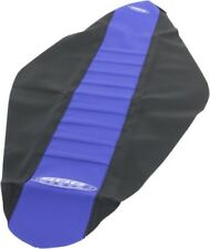SDG 9-Pleat Gripper Seat Cover - Blue/Black 96339BK 0821-2316