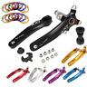 IXF Mountain Bike Crankset 170mm BCD104 Crank Arms&Bottom Bracket&Chain ring 36T