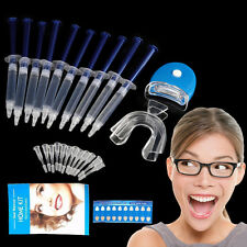 Dental Teeth Whitening 44 Peroxide Bleaching System Oral GEL Kit Tooth Whitener