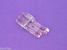 0.3cm0.6cmclear Vue matelassage pied au compatible avec BROTHER New Singer