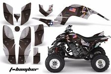 ATV Decal Graphic Kit Quad Sticker Wrap For Yamaha Raptor 660 2001-2005 TBOMB K