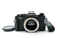 *Excellent+5* OLYMPUS OM-3 Black 35mm SLR Film Camera w/ Strap from Japan